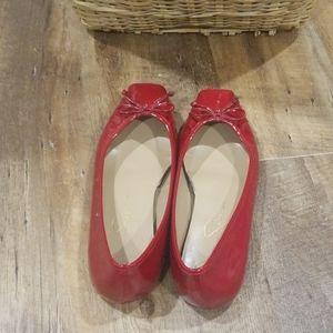 Jessica Simpson Ballarina Flats Size 8.5